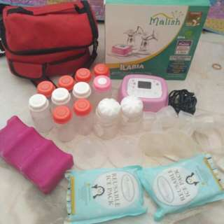 Malish ilaria double breast pump