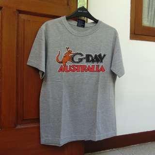 T Shirt G-Day Original Australia