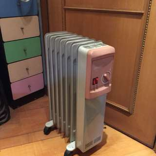 7 Fin 1500W Electric Oil Filled Radiator 電暖爐