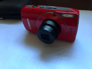 CANON IXUS 300 HS Camera