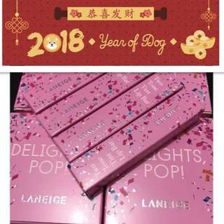 Cny sale Laneige delights pop assorted