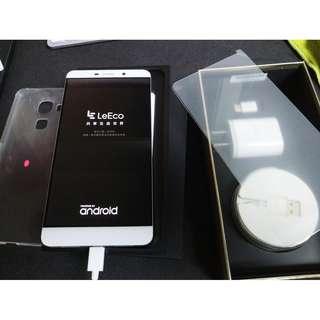 樂Max X900 銀色 4gb ram 64gb rom