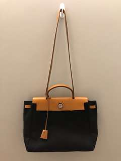 Authentic Vintage Hermes Herbag