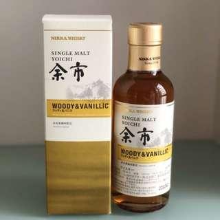 余市蒸溜所限定版威士忌 Nikka Yoichi Whisky