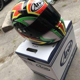 ARAI GP6 - MotoGP Moto3 AzlanShah #25 #AS25