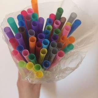 🚚 彩色造型吸管 #舊愛換新歡