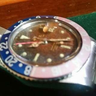 1950s Rolex gmt 6542,