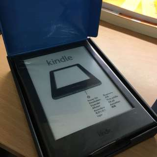 Kindle 8th Gen Brand New [Black]