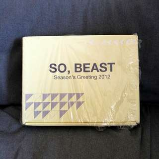 SO, BEAST Season's Greeting 2012