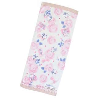 Japan Sanrio Hello Kitty Face Towel (Gurley Travel)