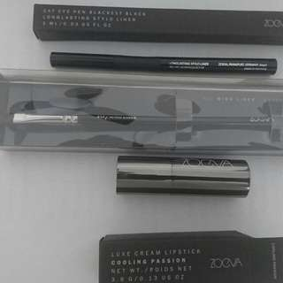 Zoeva Beauty Lies Within Gift Set (Authentic) $38.80