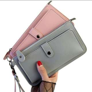 (PO) Women Long Wallet