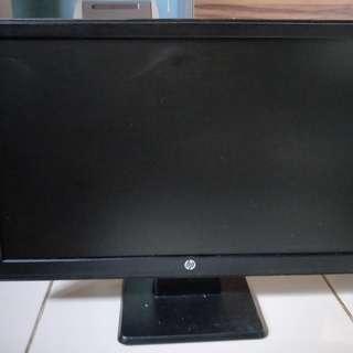 """Hp 20"""" monitor"""