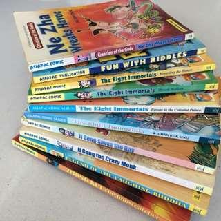 Asiapac Comics & Publications
