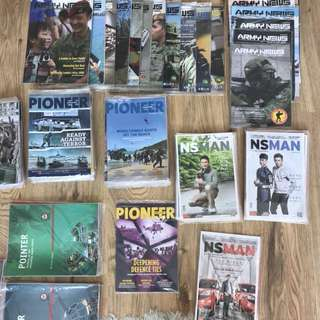 Army Magazine Collection