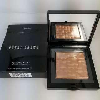 BOBBI BROWN 晶亮顏彩盤 璨裸粉 #bronze glow