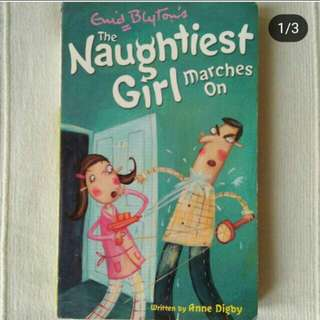 Enid Blyton's - The Naughtiest Girl Marches On