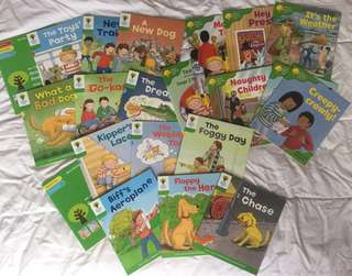 3 Sets Oxford Reading Tree Stage 2