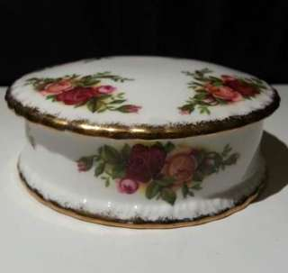 Royal Albert Lidded Pot