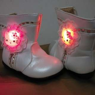 Toddler shoes hello kitty