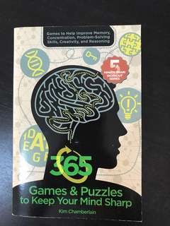 Games & Puzzles to keep your mind sharp