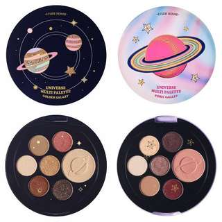 Etude House Universe Multi Palette Pinky Gallery
