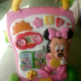 #ImlekHokie Alat belajar jalan/Baby walker baby minie