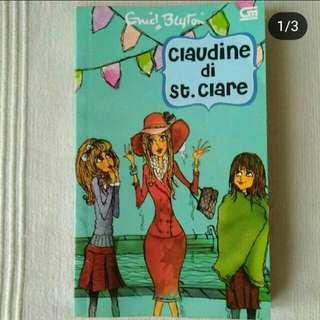 Enid Blyton's : Claudine di St. Claires