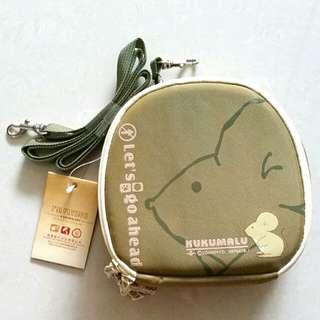 Kukumalu CD Holder with Strap