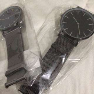 AFFORDABLE couple watch