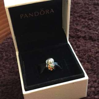Pandora Charm Russian Doll 絕版