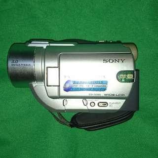 SONY數位攝影機(DVD-805)