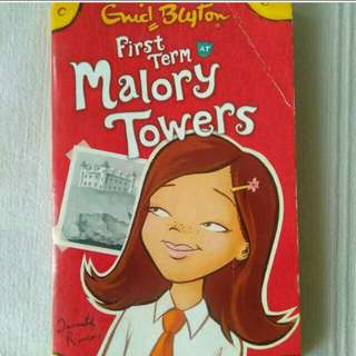 Enid Blyton's - Malory Towers : First Term