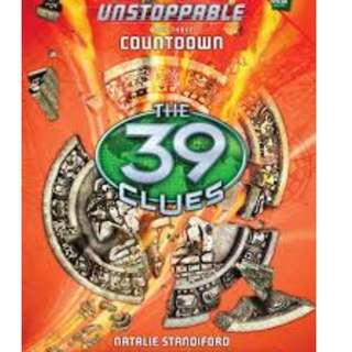 The 39 Clues Unstoppable Book 3: Countdown
