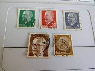 Germany Stamps #M47