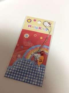 (NEW) 台版Hello Kitty 吊飾