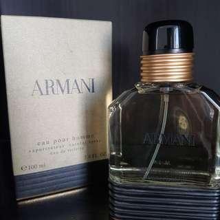 Vintage Armani eau pour homme