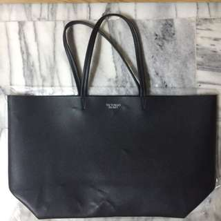 Victoria's Secret Leather Tote Bag