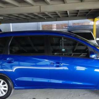 MOBILIO TYPE E MANUAL BLUE (Over Credit)