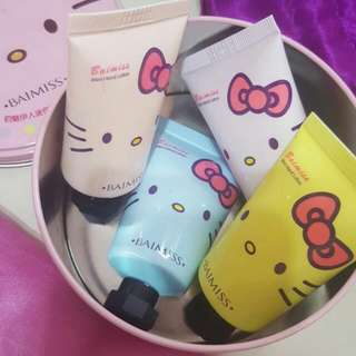 Baimiss Hello Kitty Mini Hand Lotion