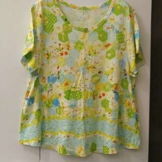 Franche Lippee tee new (上圍38吋及腰42吋)