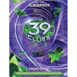 The 39 Clues Unstoppable Book 4: Flashpoint
