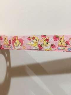 Miss bunny tape Disney bambi 迪士尼膠帶