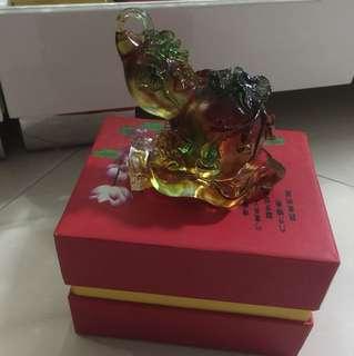 古法琉璃葫芦