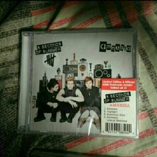 Amnesia EP by 5 Seconds of Summer