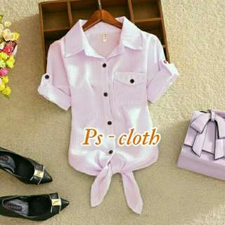 button pinktop