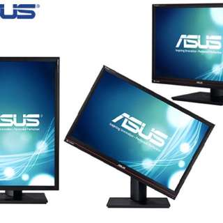 "ASUS ProArt professional 24"" monitor"