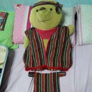 Igorot Set Costume (5to8yrs old)