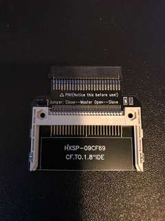 "CF Card to 1.8"" IDE"
