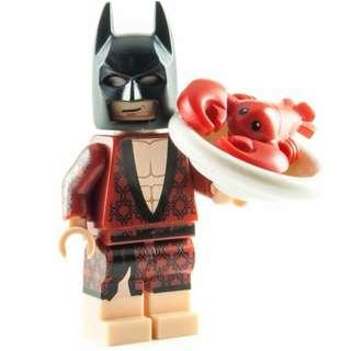 Lego Lobster Lovin Batman Movie Minifigures Series 1 71017